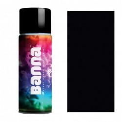 Banna Matte Black Spray Paint
