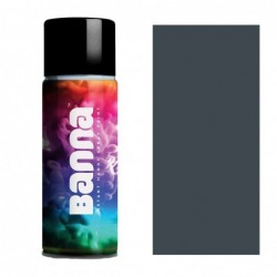 Banna Dark Grey Spray Paint