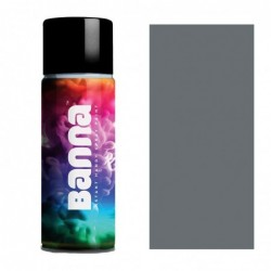 Banna Cool Grey Spray Paint