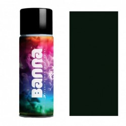 Banna Bus Green Spray Paint