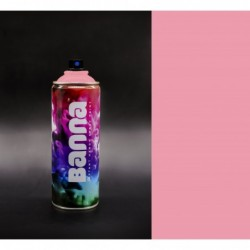 Babe Pink Graffiti Spray...