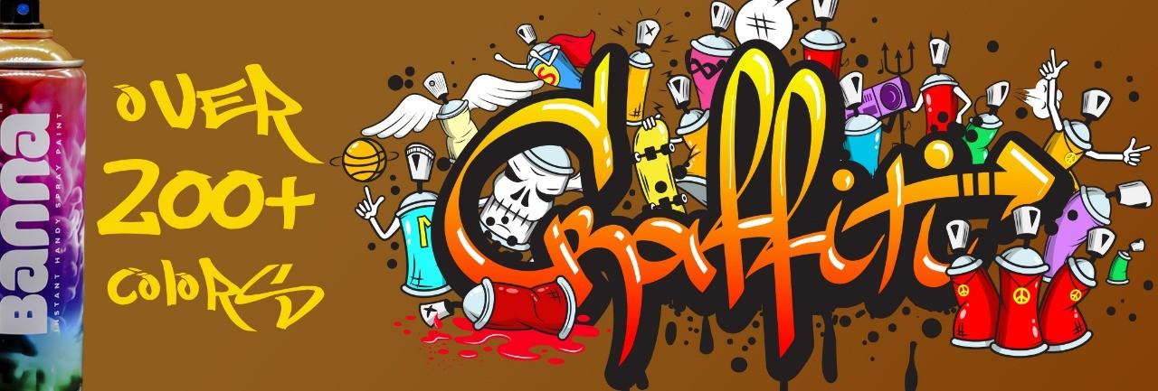 Graffiti - Female Cans